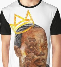 Omar The King Graphic T-Shirt