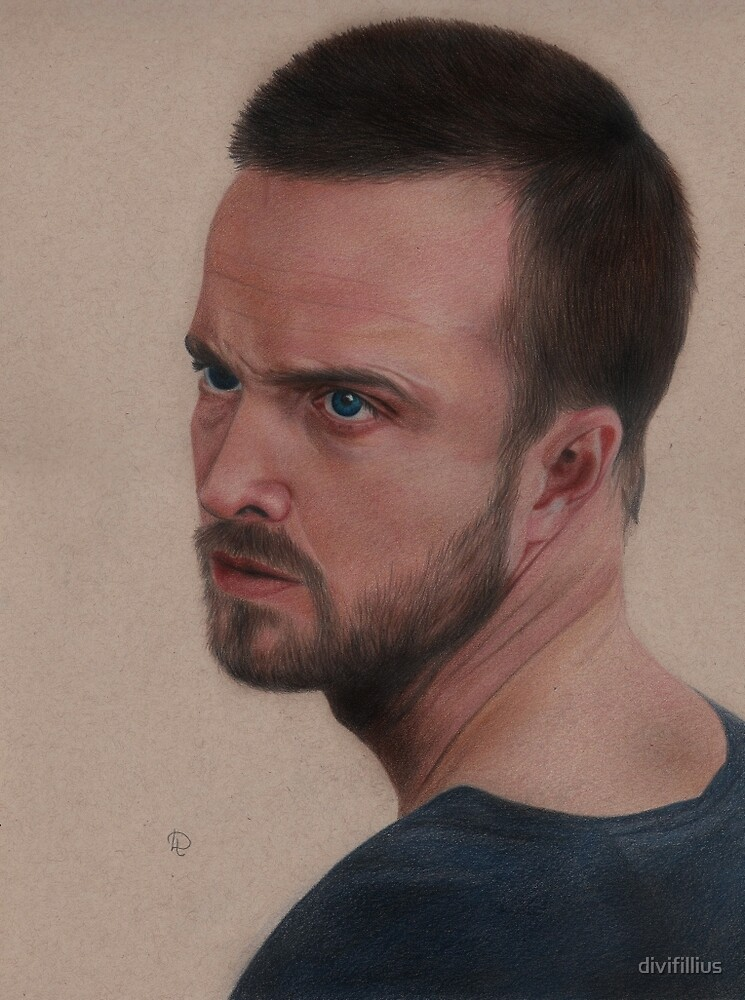 Aaron Paul by divifillius