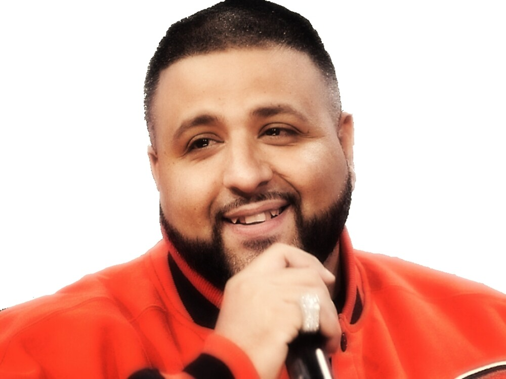 Happy DJ Khaled by isaackaufman