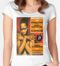 NORTHERN SOUL MCC MAY 2014 Women's Fitted Scoop T-Shirt