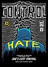 Post-Punk Bat: Control by butcherbilly