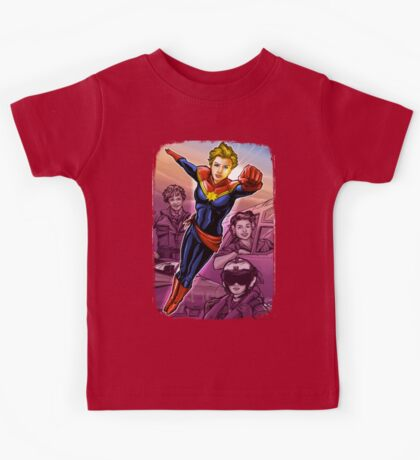 Marvelous Captain Kids Clothes