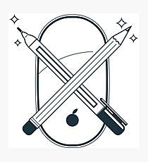 Designer's Coat of Arms Photographic Print