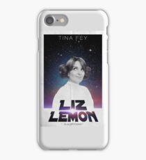 Liz Lemon is a princess ! iPhone Case/Skin
