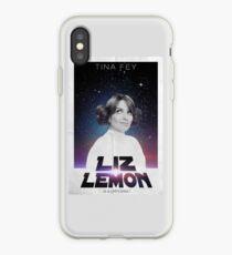 Liz Lemon is a princess ! iPhone Case