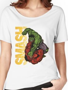 Smash Women's Relaxed Fit T-Shirt