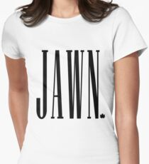 Jawn Womens Fitted T-Shirt