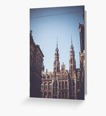 Magna Plaza - Amsterdam Greeting Card