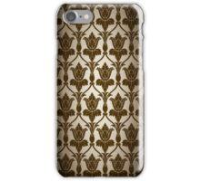 Sherlock Wallpaper Phone Case iPhone Case/Skin