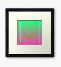 Beard  Framed Print
