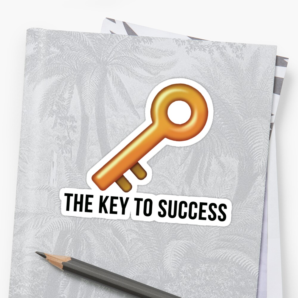 the key to success by dylanreich