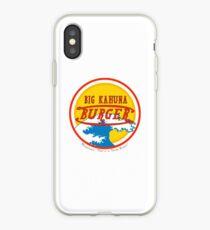 Big Kahuna Burger iPhone Case