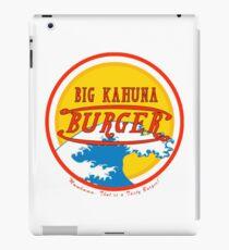 Big Kahuna Burger iPad Case/Skin