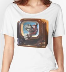 Ultra TV Time Women's Relaxed Fit T-Shirt