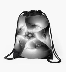 And Let There Be Light Drawstring Bag