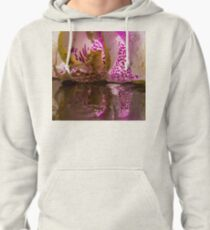 Rainy Orchid Pullover Hoodie