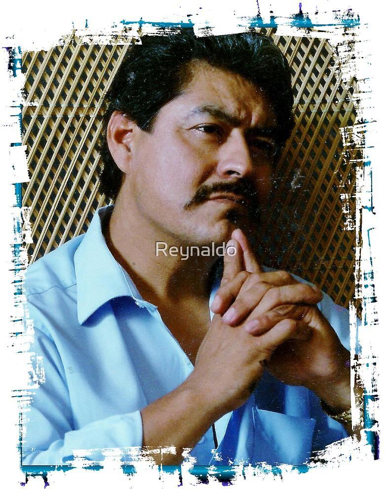 Reynaldo...deep in thought by Reynaldo