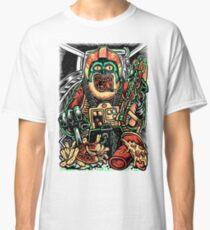 Zombie Star Farter Pilot Classic T-Shirt