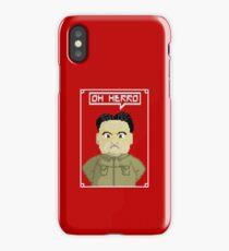 Kim Jong Il iPhone Case/Skin