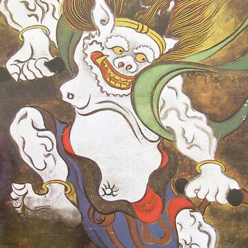 God of Thunder by carpediem6655
