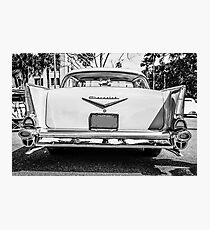 1953 Chevrolet Chevy Bel Air Photographic Print