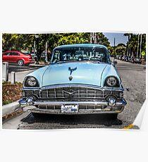 1956 Packard 400 Poster