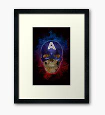 The Cap Framed Print