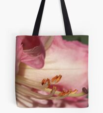 Heart of a Rhodie Tote Bag