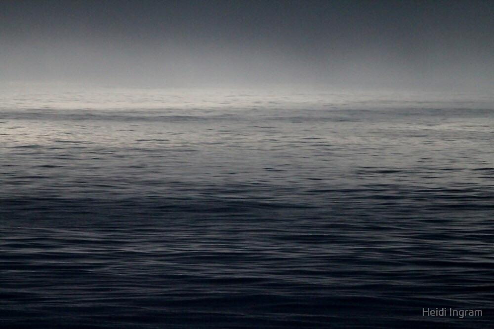 Gray Seas by Heidi Ingram