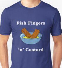 Fish Fingers 'N' Custard. T-Shirt