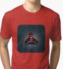 Karting. Tri-blend T-Shirt