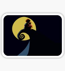 Nightmare at the Acre Wood. Sticker