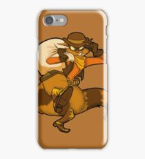 "Tennessee ""Kid"" Cooper Case iPhone Case/Skin"