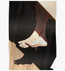 Bare Feet Poster