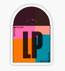 Album LP Pop Art Sticker