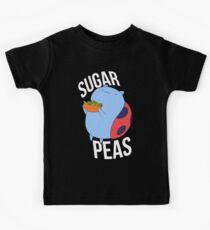 Catbug -- Sugar Peas!! Kids Tee