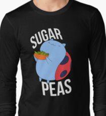 Catbug -- Sugar Peas!! Long Sleeve T-Shirt