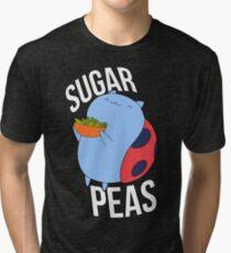 Catbug -- Sugar Peas!! Tri-blend T-Shirt
