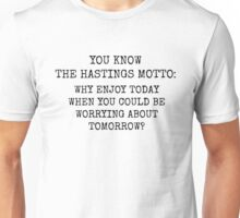 The Hastings Motto Unisex T-Shirt