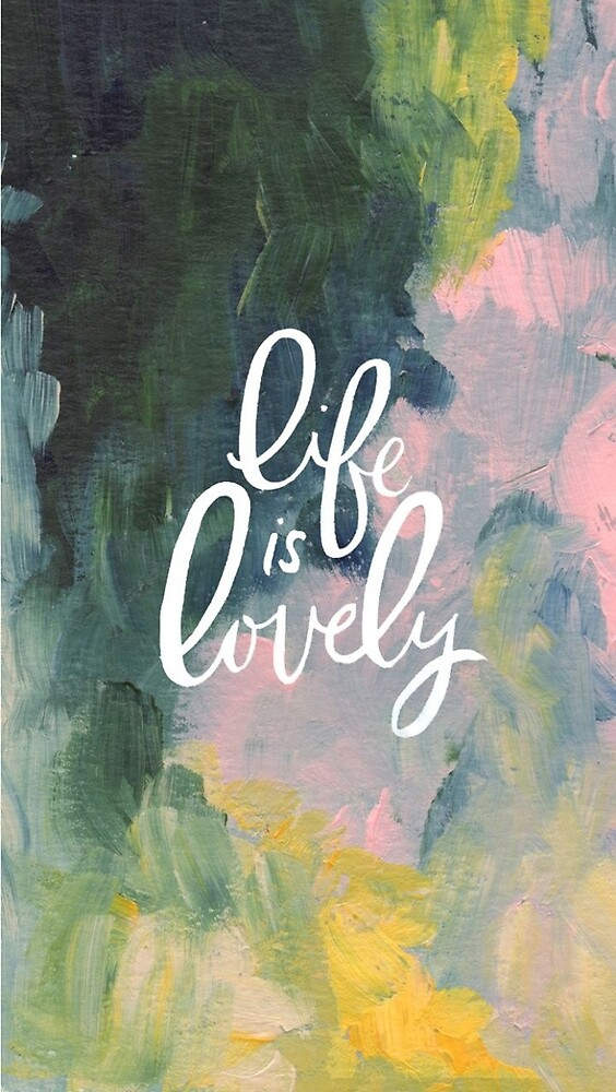 Life is Lovely by Brammer