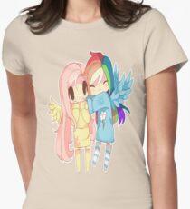 Fluttershy x RainbowDash(Flutterdash) T-Shirt