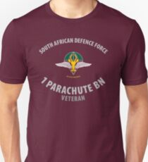 SADF 1 Parachute Bn (Parabat) Veteran T-Shirt