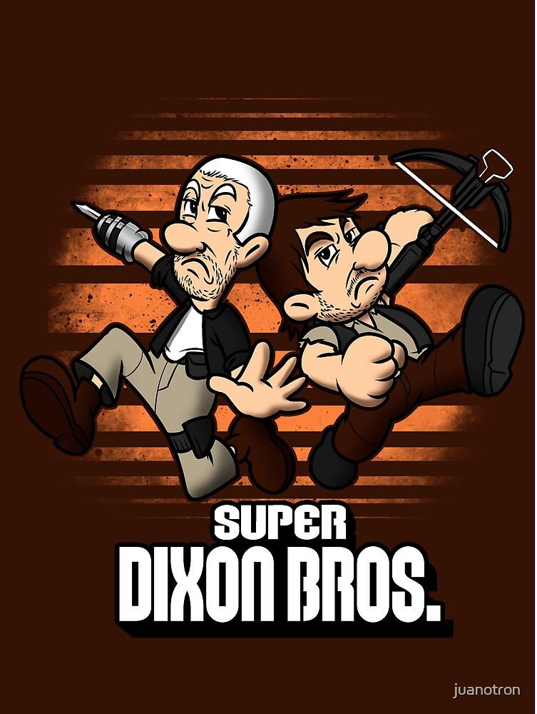 Super Dixon Bros. by juanotron
