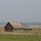 Hazy Barns Deux by BrianAShaw
