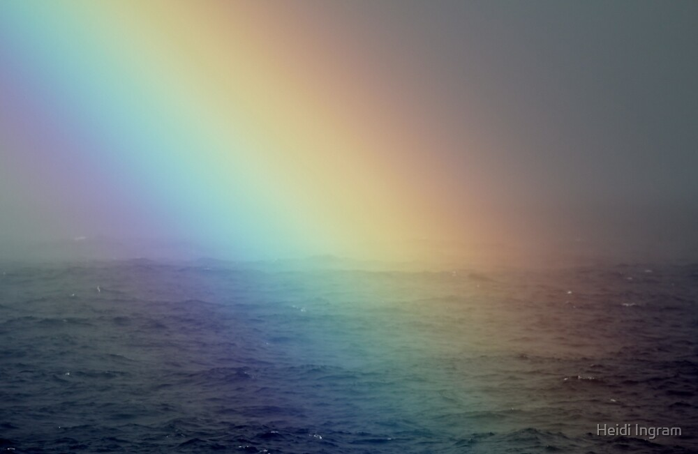 Rainbow by Heidi Ingram