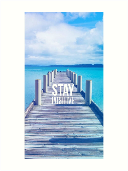 Stay Positive by Brammer