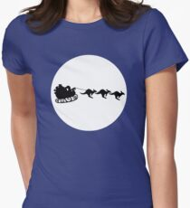 Aussie Christmas Women's Fitted T-Shirt