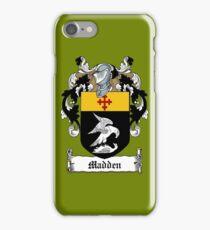 Madden (Galway) iPhone Case/Skin