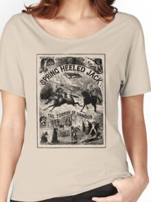 Spring Heeled Jack Women's Relaxed Fit T-Shirt
