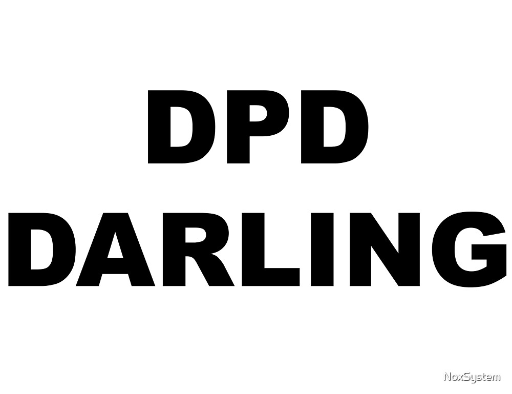 DPD Darling by NoxSystem